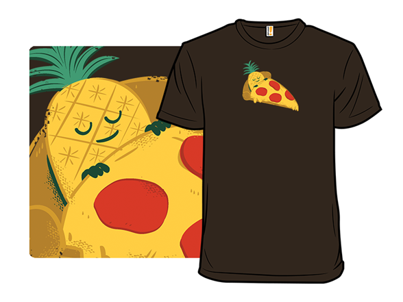 Pineapple On Pizza T Shirt