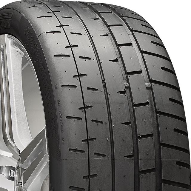 Pirelli 3245900 P Zero Trofeo R Tire 225/35 R19 88YxL BSW