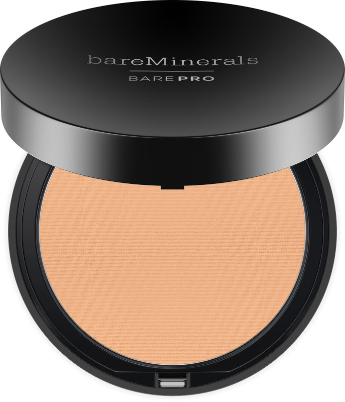 BAREPRO Performance Wear Powder Foundation - Cashmere 06 (for fair neutral skin w/ subtle yellow undertones)
