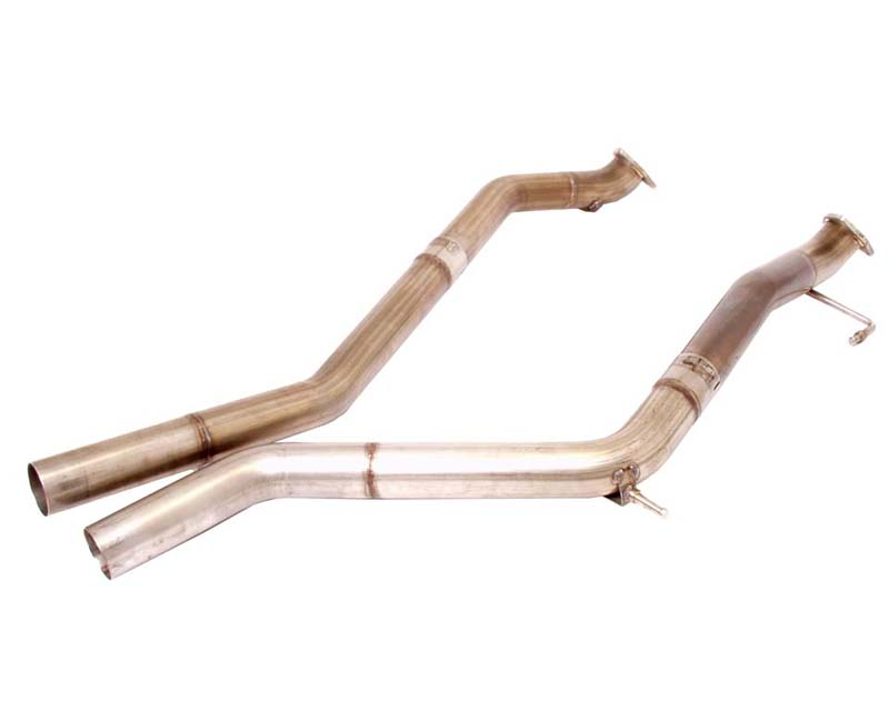 B&B Test Pipes And Mid Pipes Porsche Cayenne TT 04-07