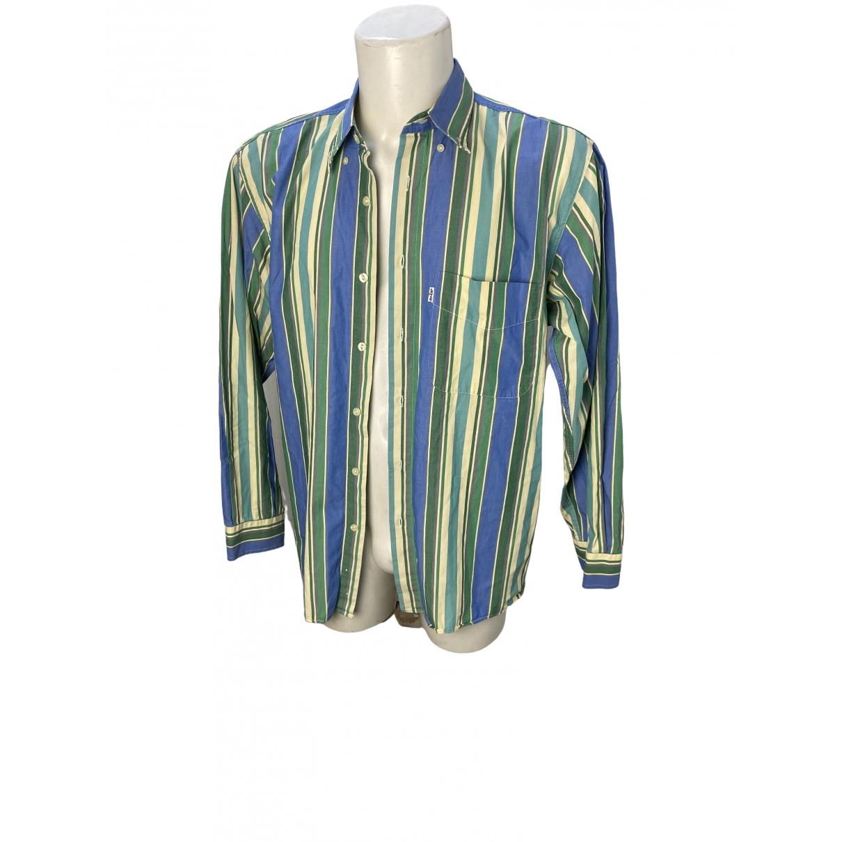 Levi's \N Multicolour Cotton Shirts for Men M International
