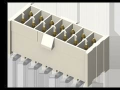 Samtec , IPL1, 40 Way, 2 Row, Straight PCB Header (11)