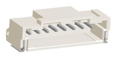 Molex , DuraClik, 502352, 8 Way, 1 Row, Right Angle PCB Header (10)