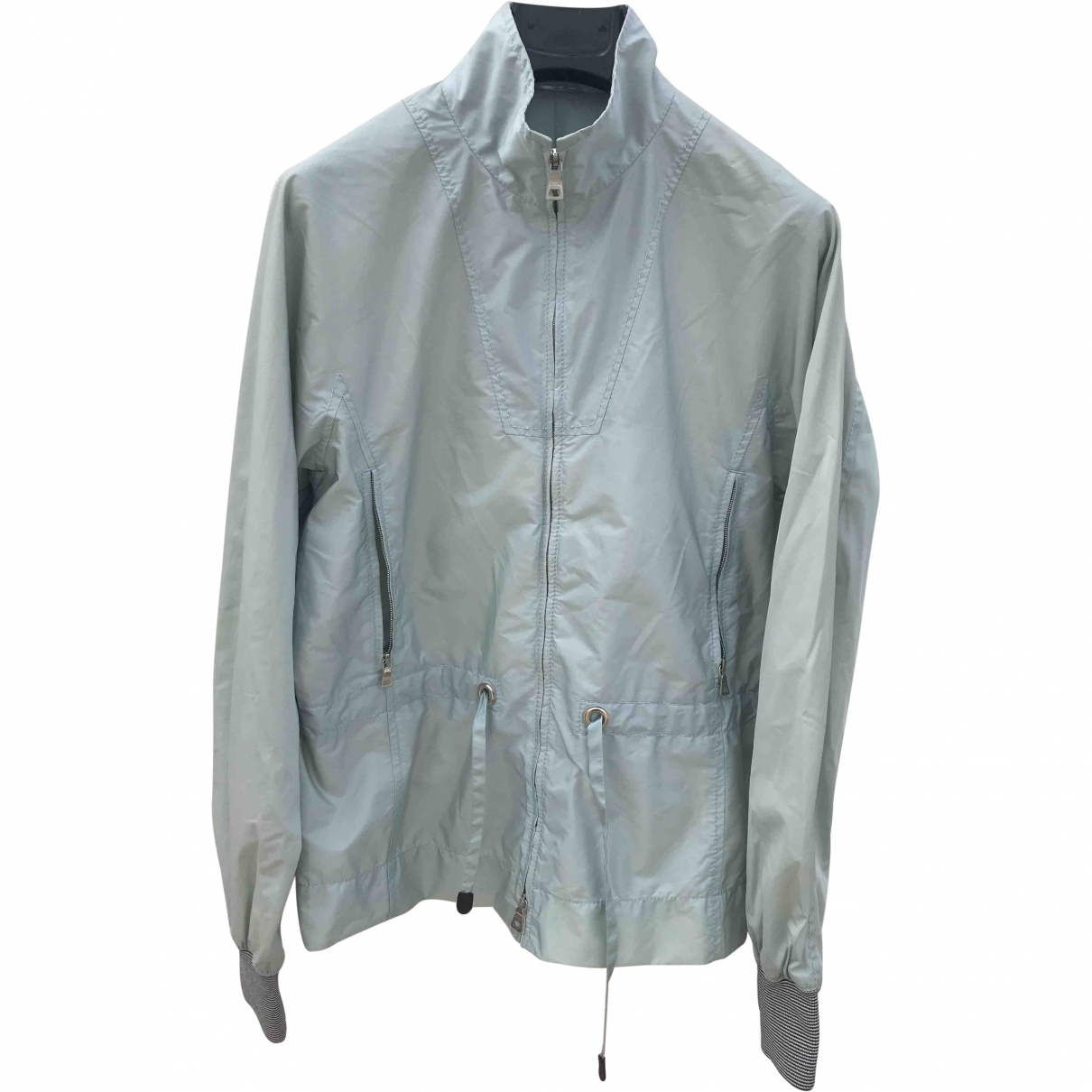 Prada \N Blue jacket for Women 42 IT