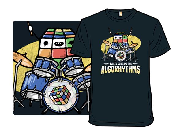 Algorhythms Crewneck Sweatshirt