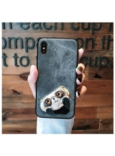 Super Cute Panda Design Protective Phone Case for iPhone