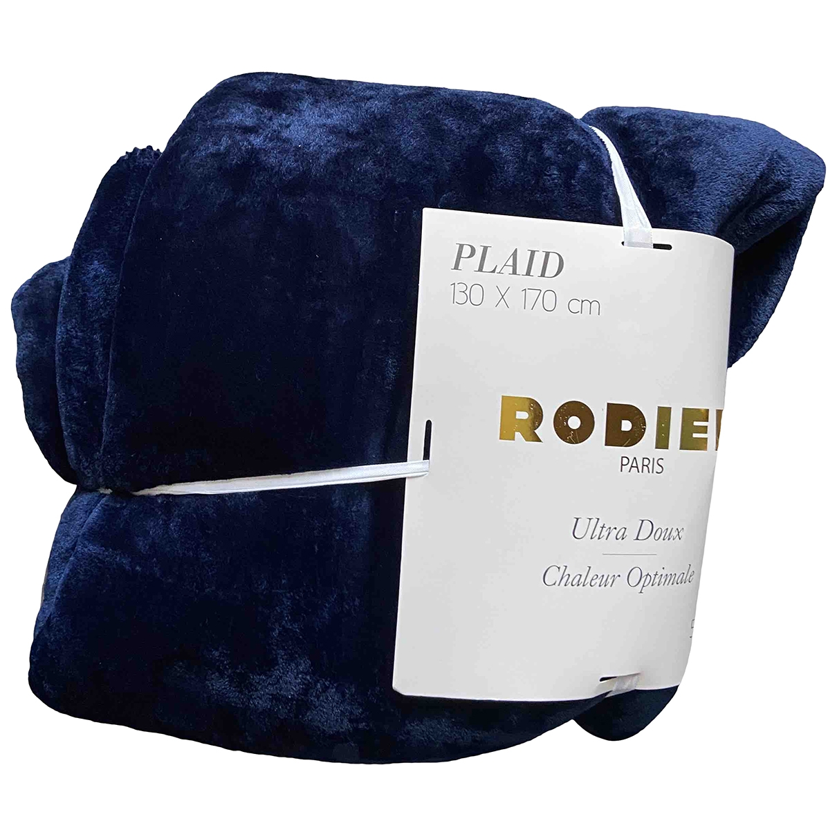 Rodier \N Navy Textiles for Life & Living \N