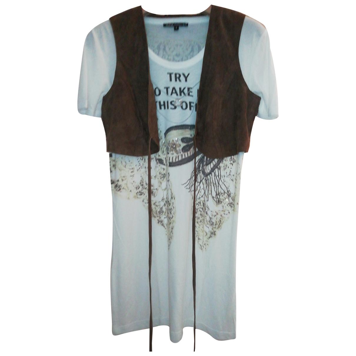 Patrizia Pepe \N White Cotton Knitwear for Women XS International
