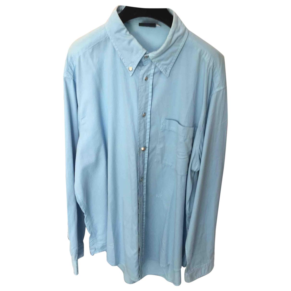 Versace Jeans \N Cotton Shirts for Men XL International