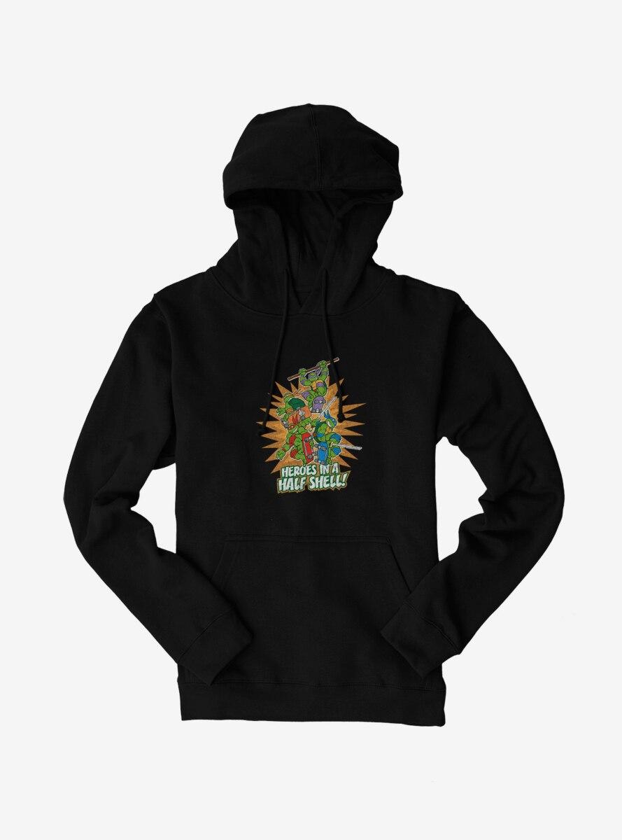 Teenage Mutant Ninja Turtles Heroes In A Half Shell Hoodie