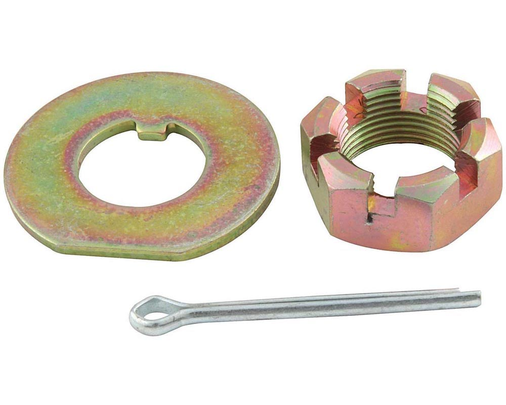 Allstar Performance ALL72160 Spindle Lock Nut Kit GM Metric 3/4in-20 ALL72160