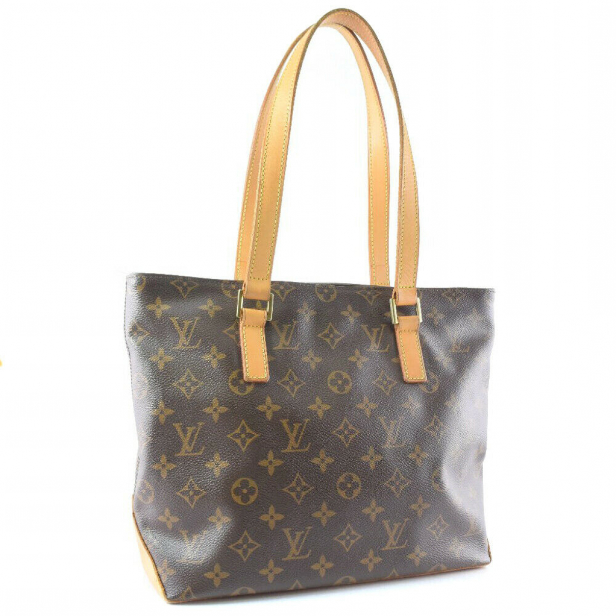 Louis Vuitton \N Leather handbag for Women \N