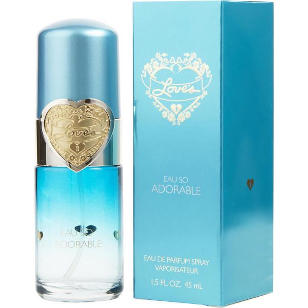 Dana - Love's Eau So Adorable : Eau de Parfum Spray 45 ML