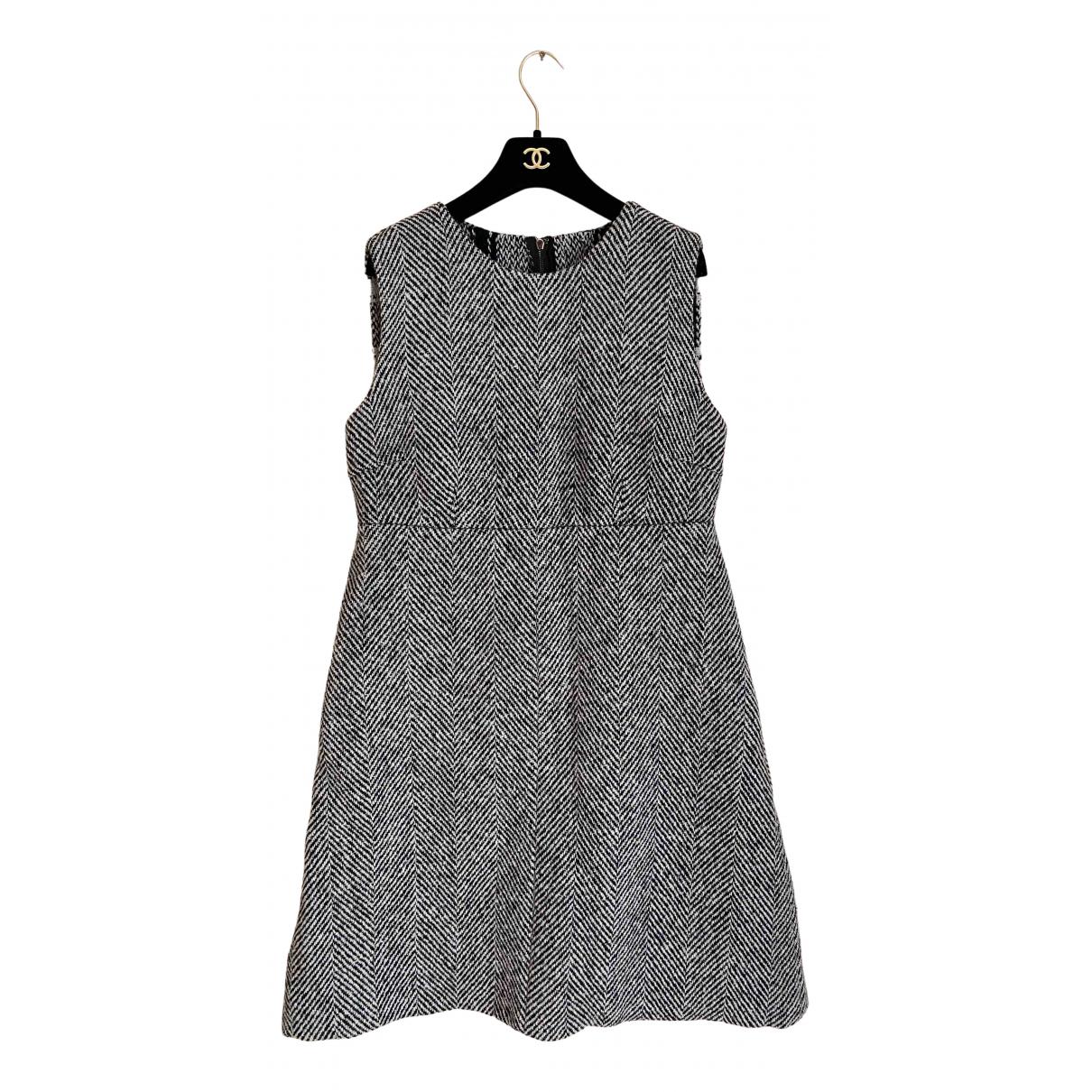 Dolce & Gabbana \N Multicolour Wool dress for Women 44 IT