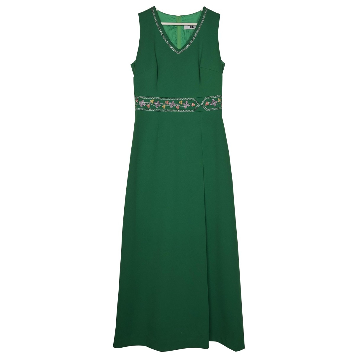 Non Signé / Unsigned \N Green dress for Women M International