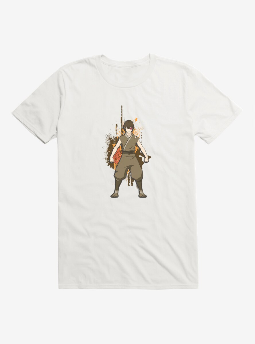 Avatar: The Last Airbender Zuko T-Shirt