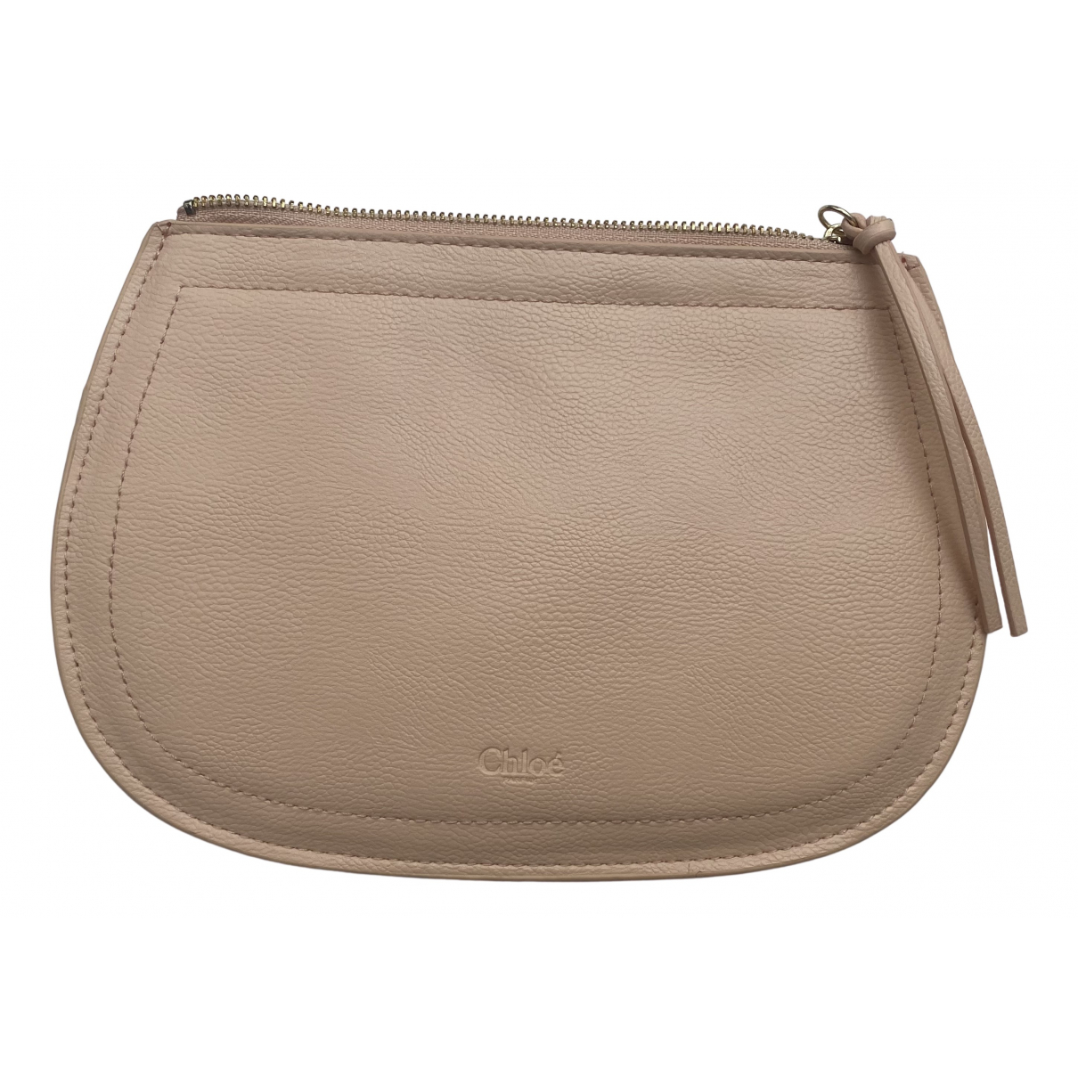 Chloé N Beige Leather Purses, wallet & cases for Women N