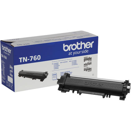 Brother MFC-L2710DW Original Black Toner Cartridge High Yield