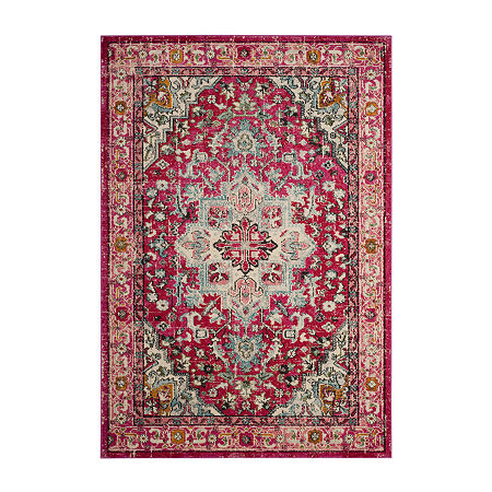 Safavieh Monaco Collection Charla Oriental RunnerRug, One Size , Multiple Colors