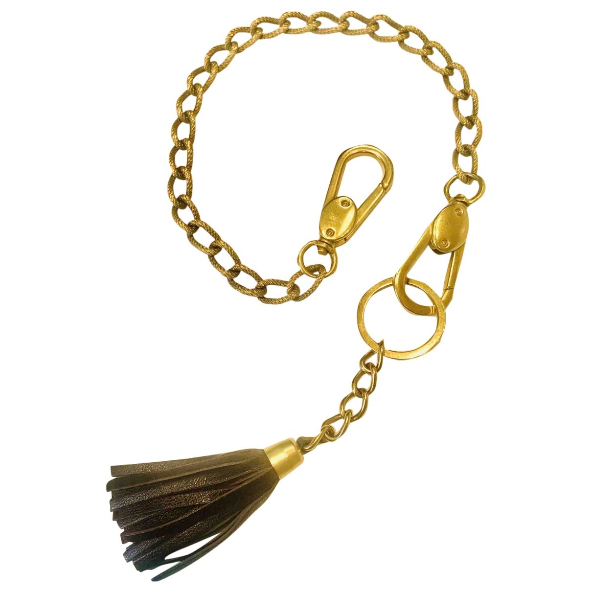 Dolce & Gabbana \N Gold Metal belt for Women S International