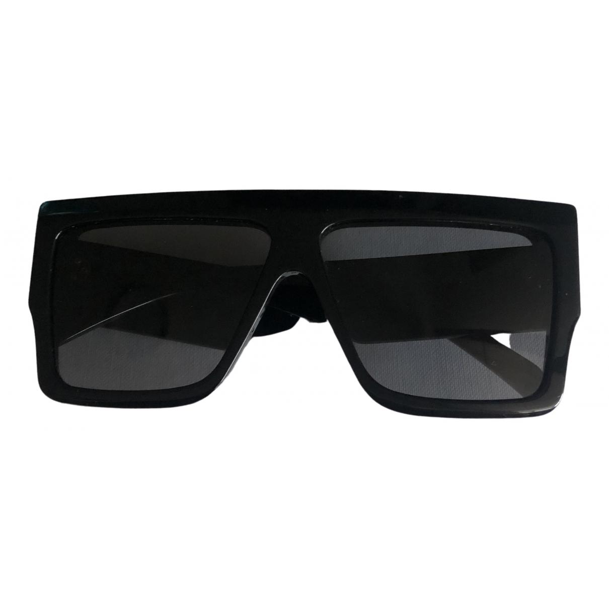 Celine \N Black Sunglasses for Women \N