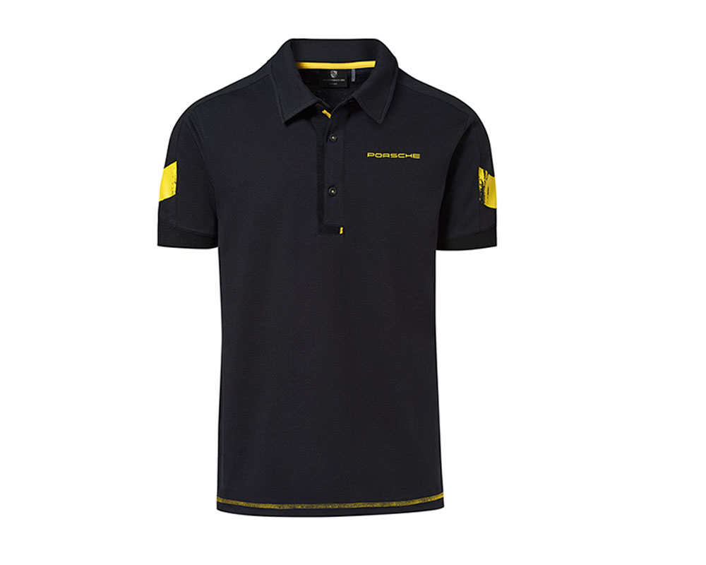 Porsche Driver Selection GT4 Men's Polo Large