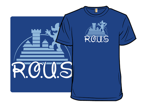 Rous Land T Shirt