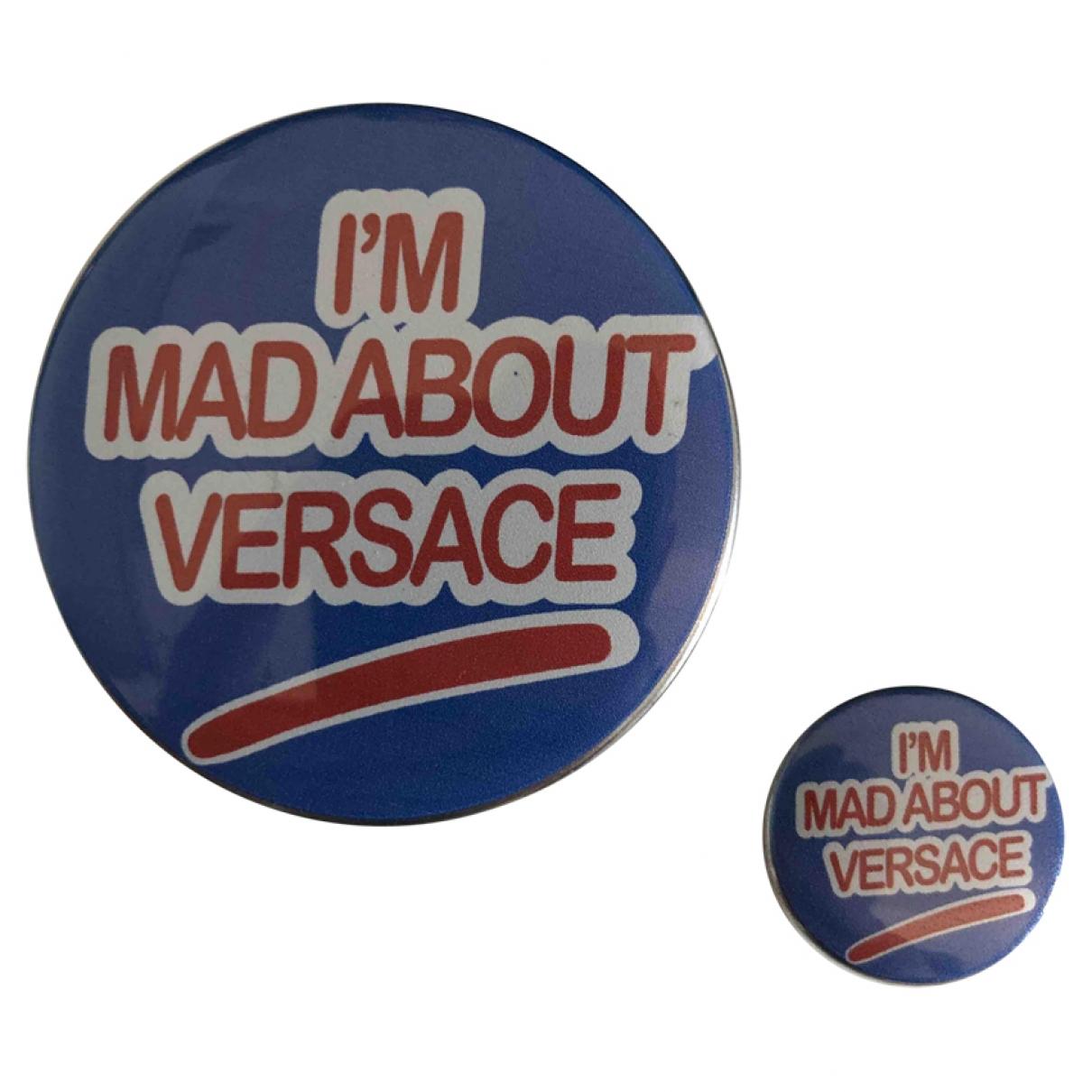 Versace \N Multicolour Metal Pins & brooches for Women \N
