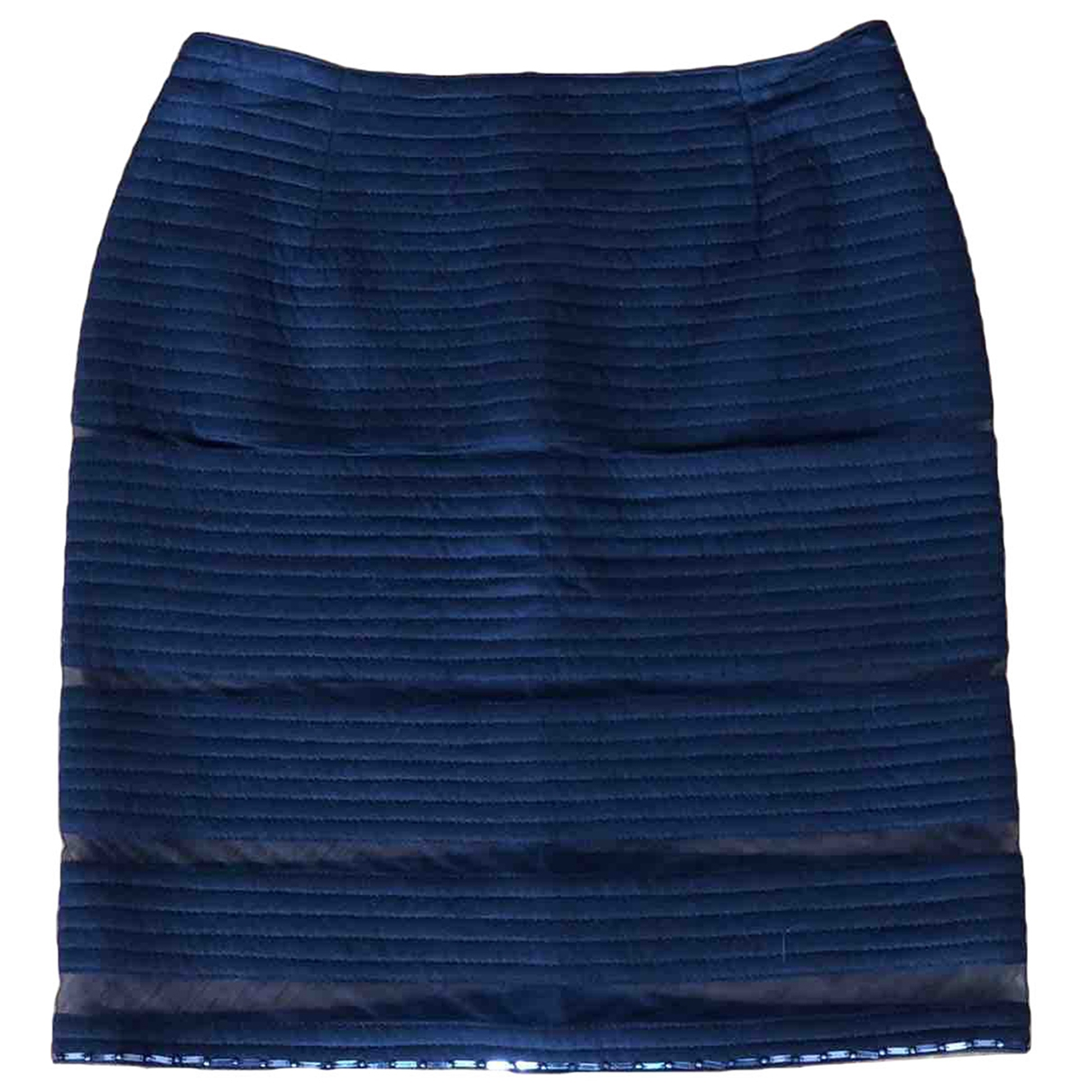 Gianni Versace \N Black Polyamide skirt for Women 38 IT