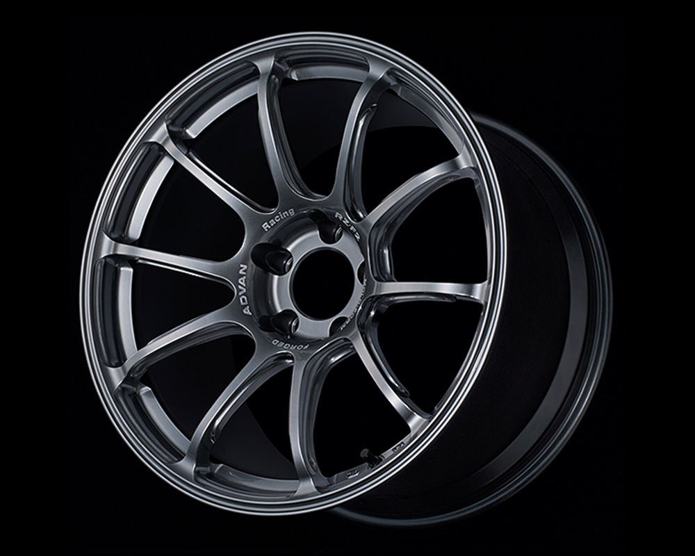 Advan RZ-F2 Wheel 18x7.5 5x114.3 48mm Racing Hyper Black