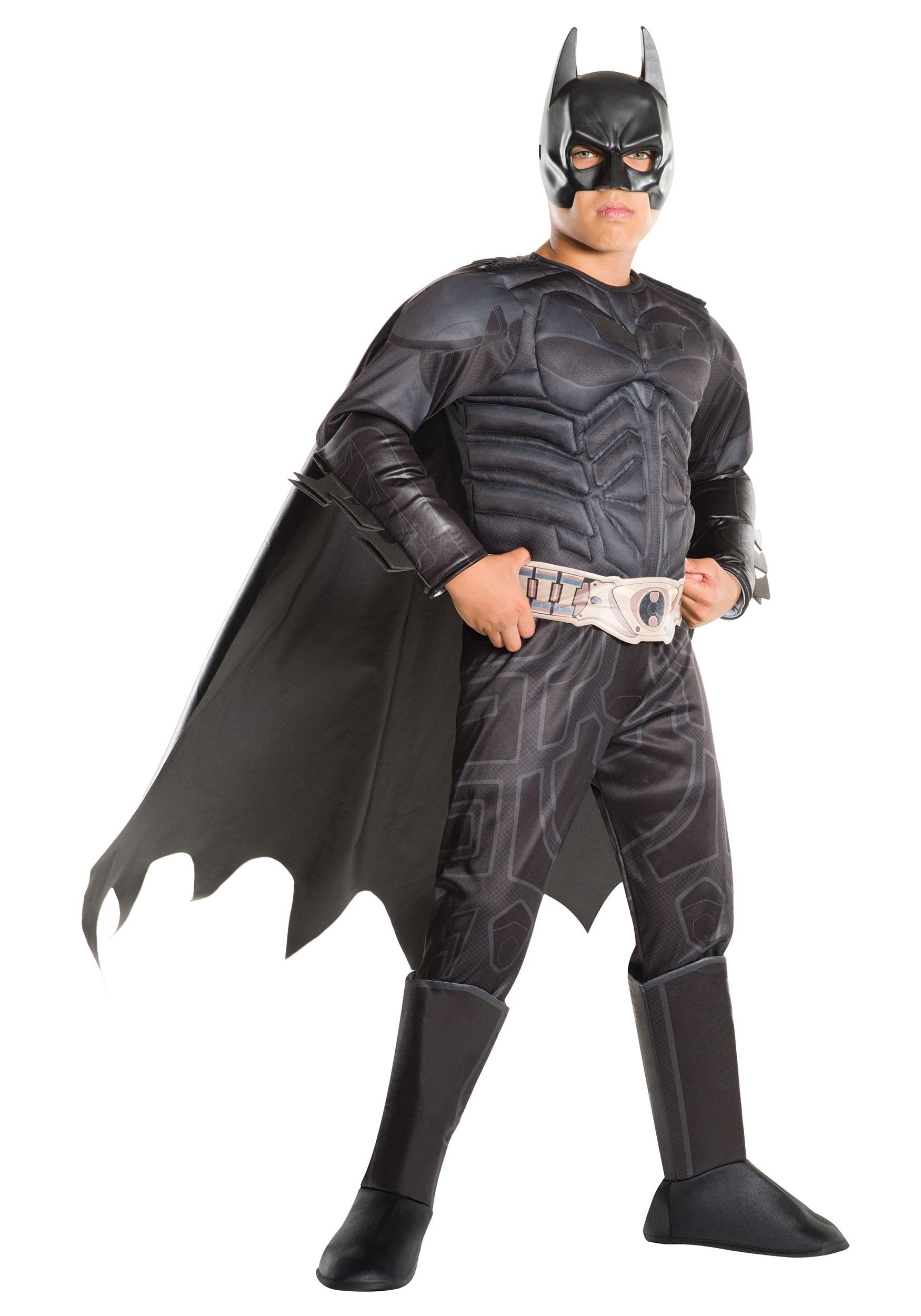 Child's Batman Dark Knight Deluxe Costume