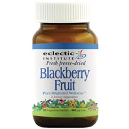Blackberry 90 Caps by Eclectic Institute Inc