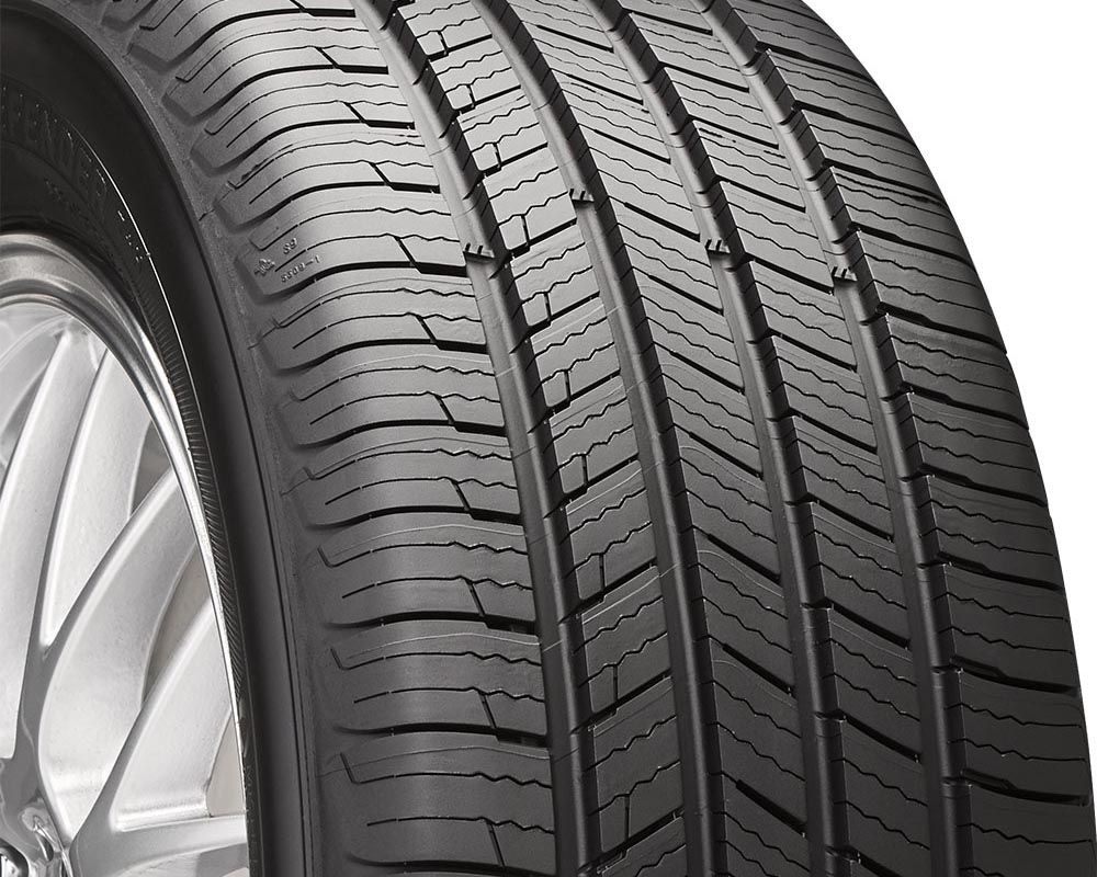 Michelin 27187 Defender T + H Tire 205/65 R15 94H SL BSW