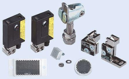 ifm electronic Photoelectric Sensor Retroreflective 8 m Detection Range PNP