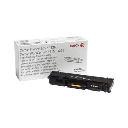 Xerox 106R02777 Original Black Toner Cartridge High Yield