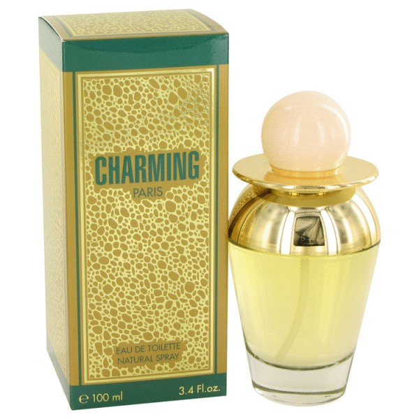 C. Darvin - Charming : Eau de Toilette Spray 3.4 Oz / 100 ml