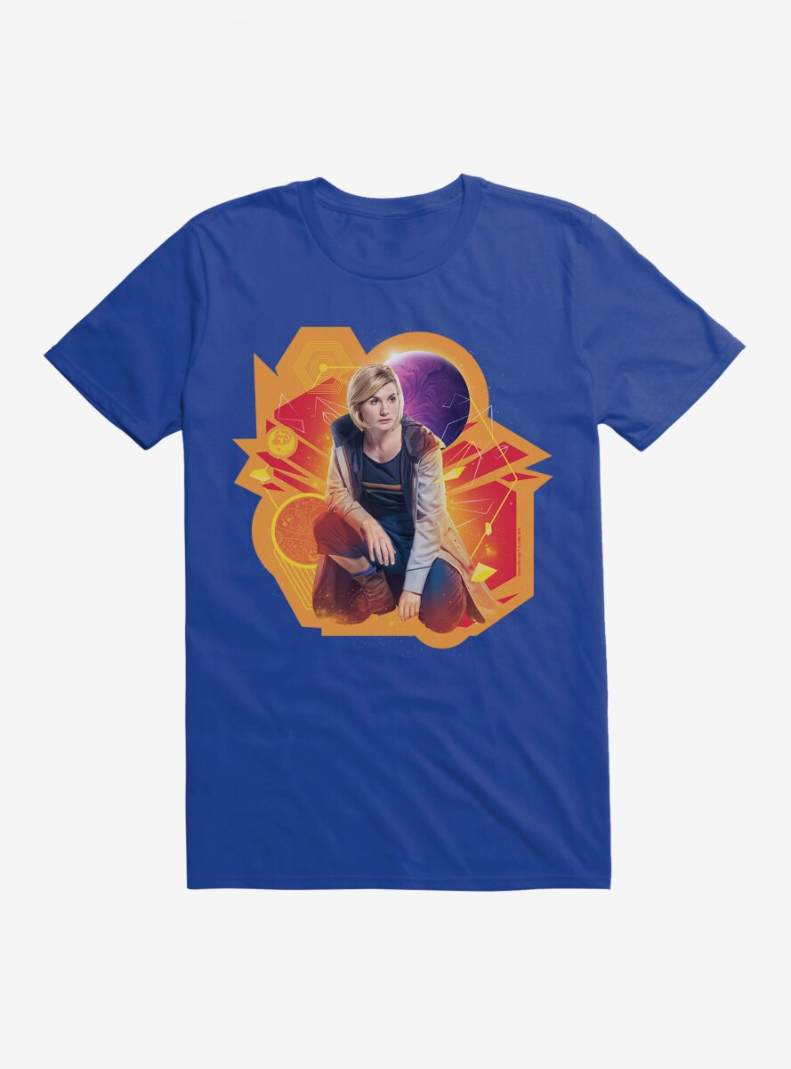 Doctor Who The Thirteenth Doctor Futurism T-Shirt
