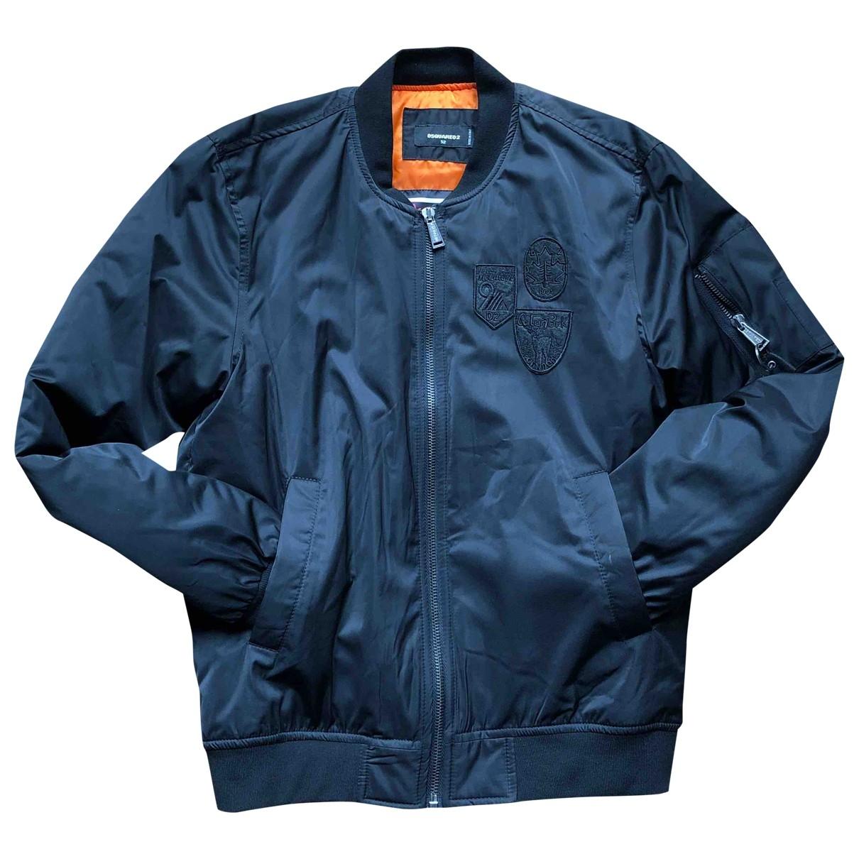 Dsquared2 \N Black jacket  for Men 52 IT