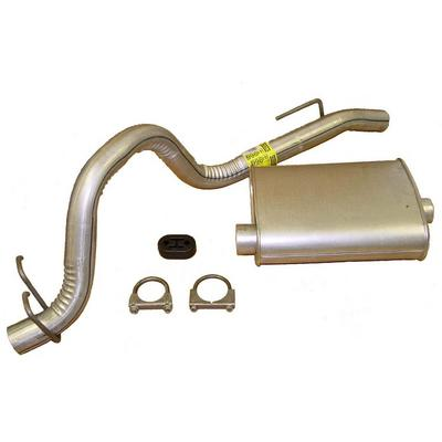 Omix-ADA Replacement Exhaust Kit - 17606.09