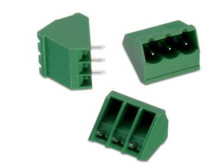 Wurth Elektronik , WR-TBL, 314, 23 Way, 1 Row PCB Header (30)