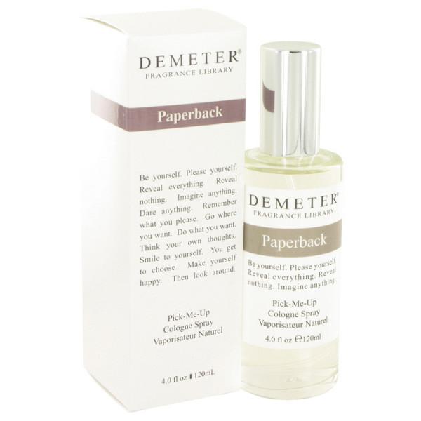 Demeter - Paperback : Cologne Spray 4 Oz / 120 ml