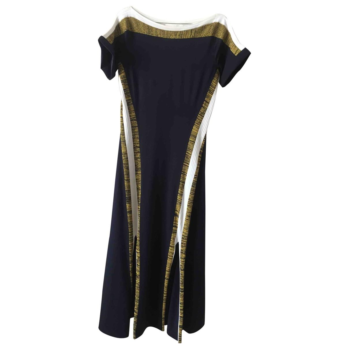 Sport Max \N Navy dress for Women 44 IT