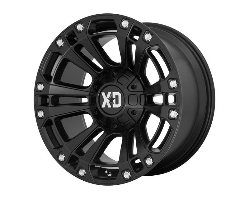 XD Series XD85129067718 XD851 Wheel 20x9 6X135/5.5 18mm Satin Black
