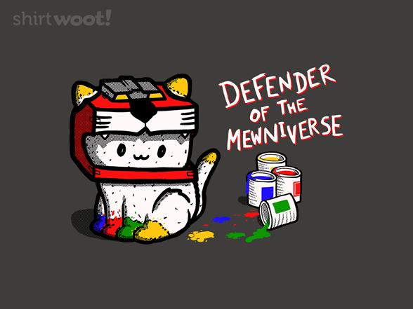 Mewniverse T Shirt