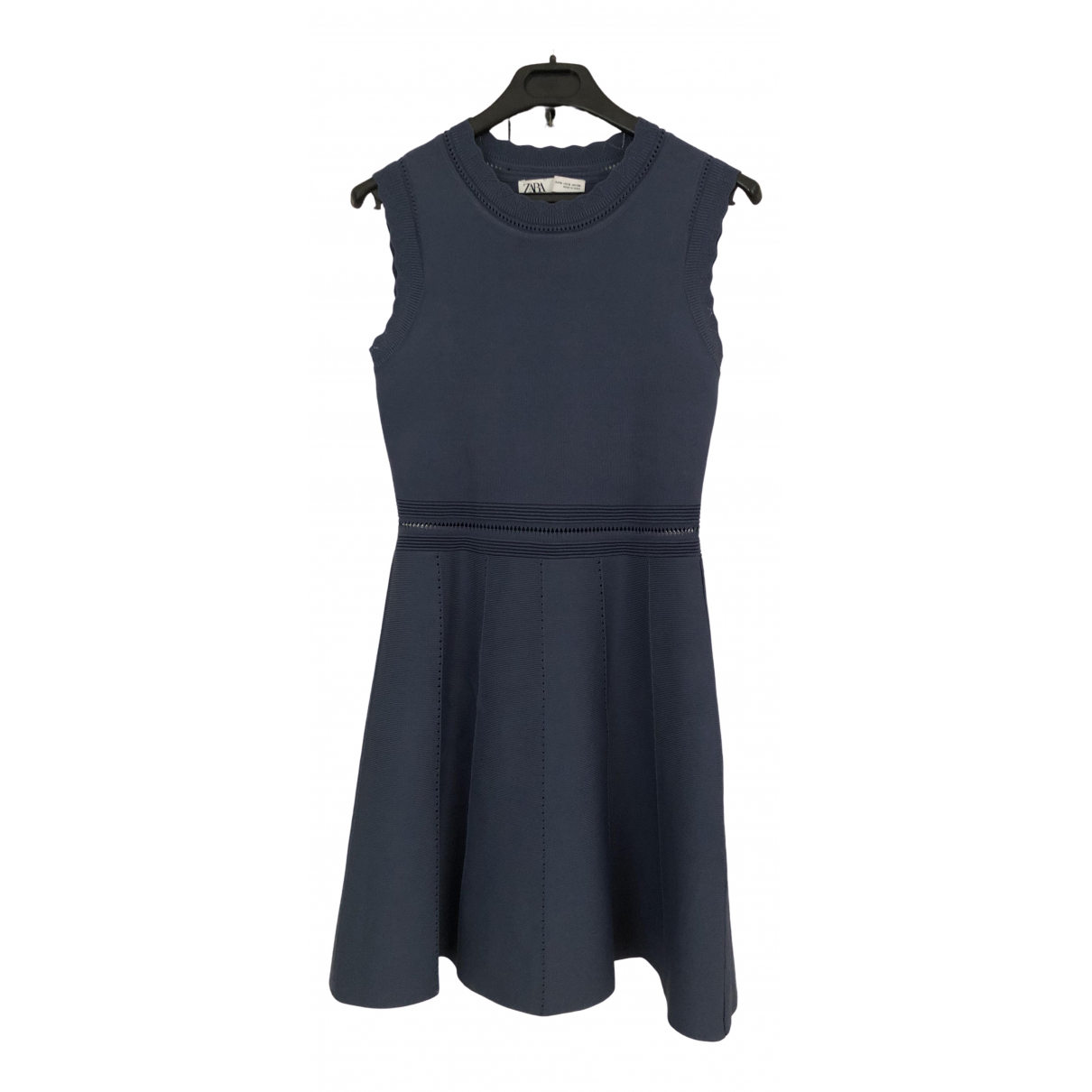 Zara \N Blue dress for Women S International