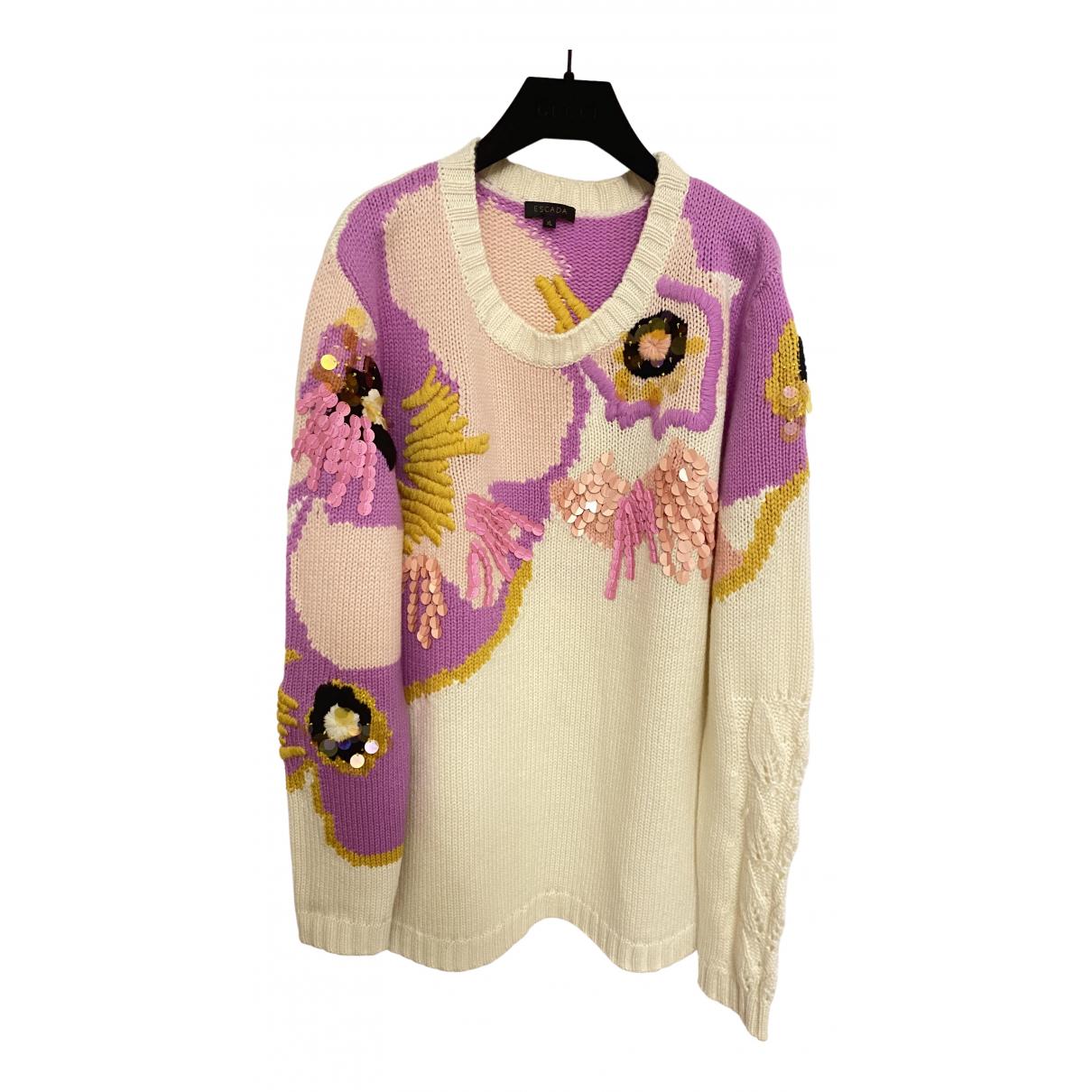 Escada \N Wool Knitwear for Women XL International