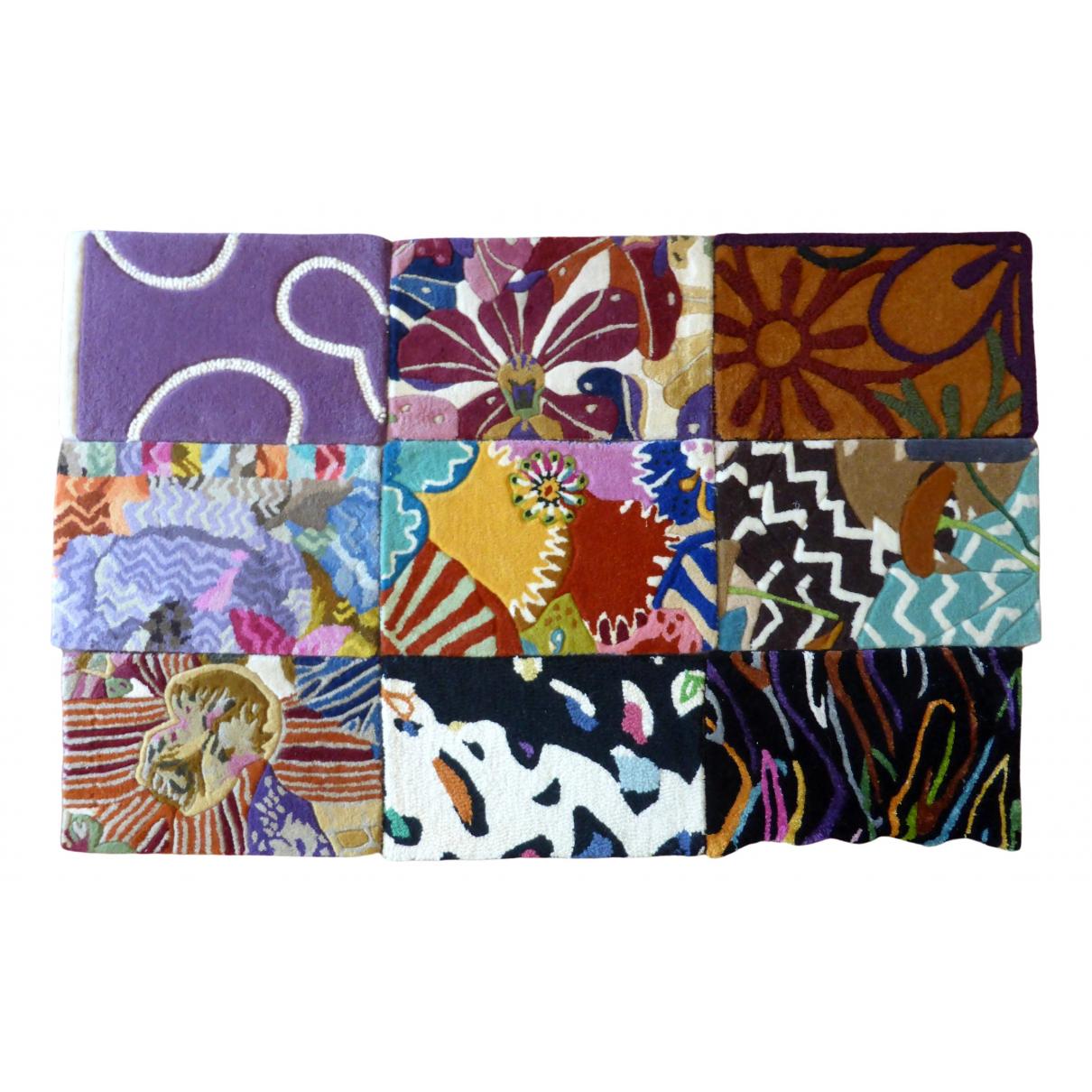 Missoni \N Multicolour Wool Textiles for Life & Living \N