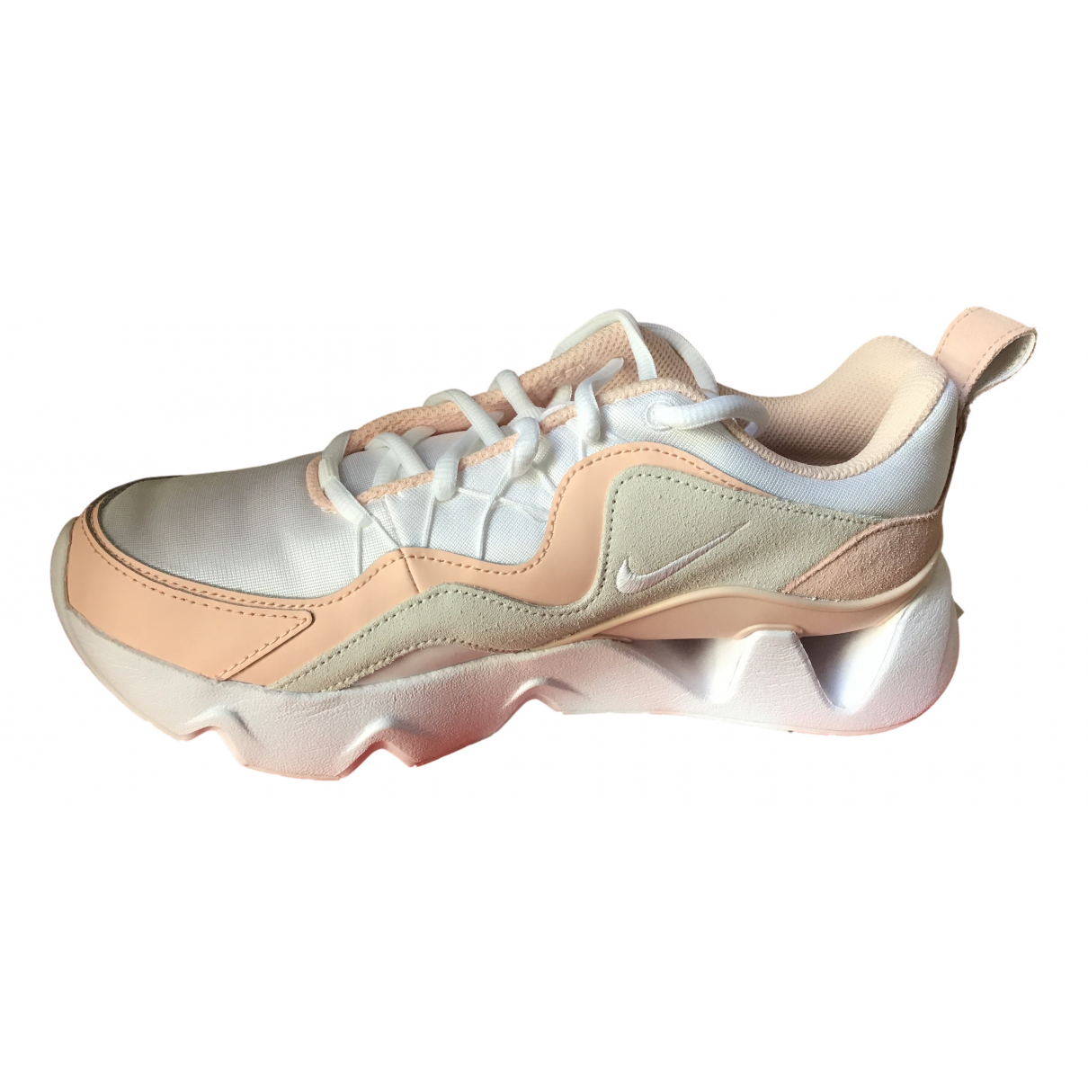 Nike \N Leather Trainers for Women 5.5 UK