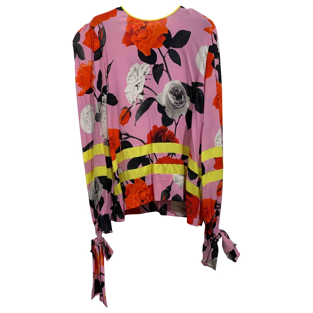 Msgm \N Multicolour  top for Women 42 IT