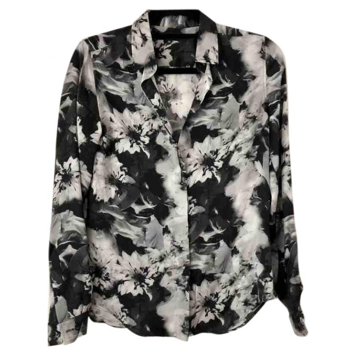 Barbara Bui \N Silk Leather jacket for Women 38 FR
